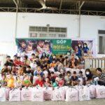 Chuyến thiện nguyện đến Trung tâm bảo trợ xã hội Madagui
